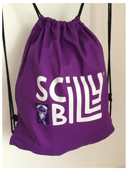 Duffle Bag - Purple Heather