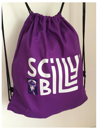 Duffle Bag - Purple Heather