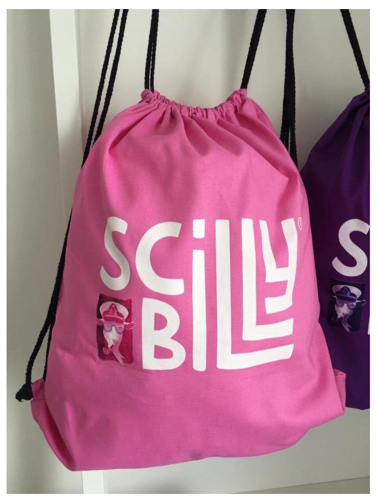 Duffle Bag - Sea Thrift Pink