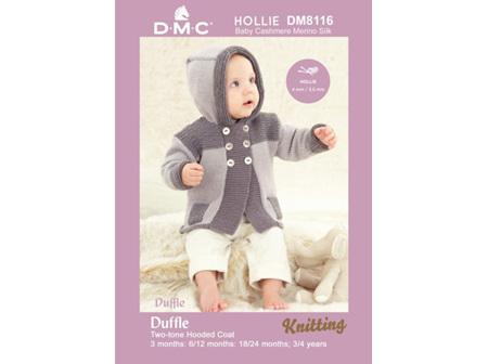 Duffle Two Tone Coat Hollie Pattern