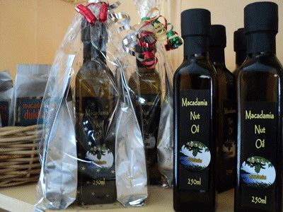 Dukkah and oil gift pack