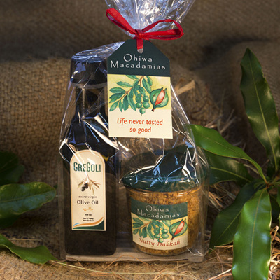 Dukkah & Olive Oil