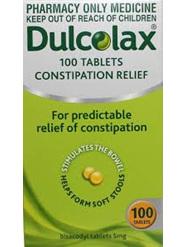DULCOLAX 5mg 100tabs