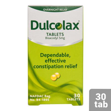 Dulcolax Tab 5 mg : 30