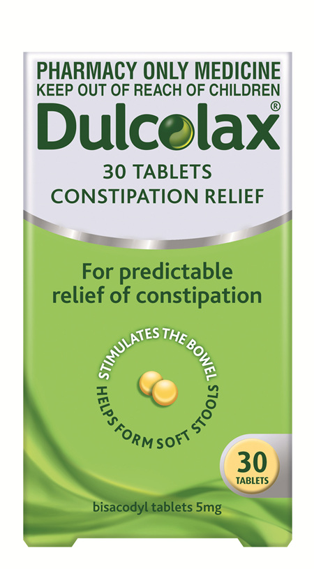 Dulcolax Tablets 5 mg  - 30 tablets