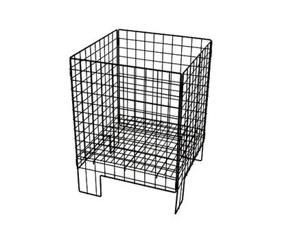 Dump Bin Basket