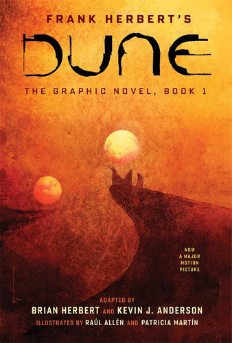 Dune, The Graphic Novel: Book One (pre-order)