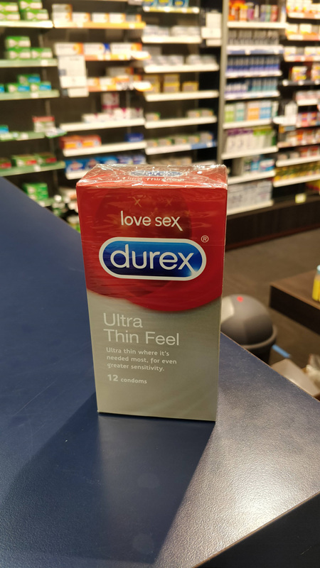 DUREX Ultra Thin Feel 12pk