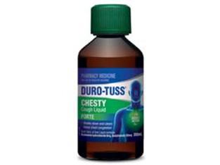 DURO-TUSS Chesty Cough Forte Liquid 200ml