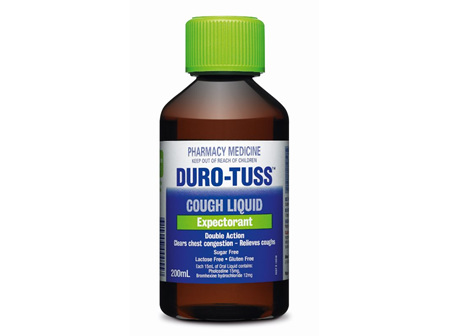 Duro-Tuss Cough Expectorant 200ml