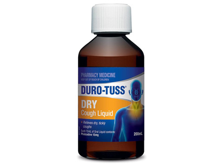 Duro-Tuss Dry Cough Regular 200ml