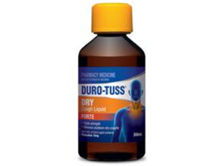 DURO-TUSS Dry Forte Cough