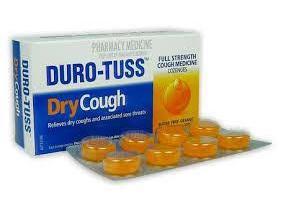 DURO-TUSS Loz Orange 24