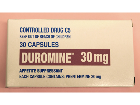 Duromine 30mg Capsules  30s  ( Phentermine )