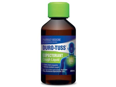 DUROTUSS EXPECTORANT 200ML