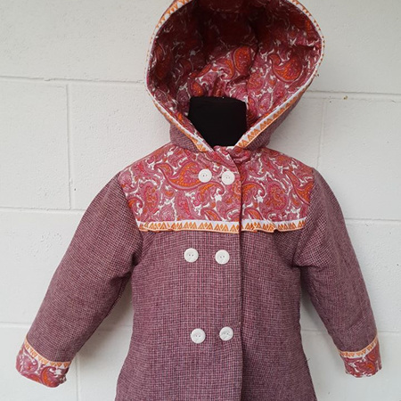 Dusky Pink Jacket Size 4