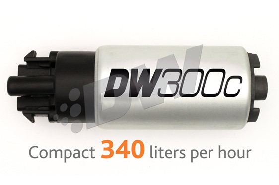 DW300C Compact Intank Fuel Pump (EVO X)