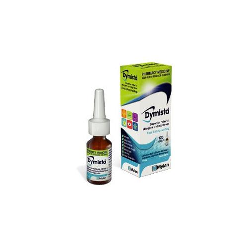 Dymista Nasal Spray 0.05MG 17ML