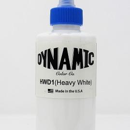 Dynamic Heavy White 8oz