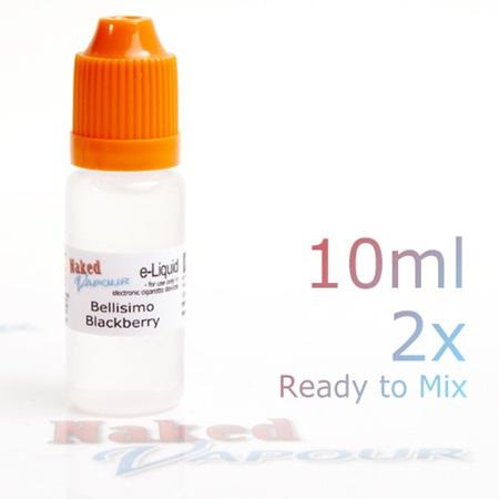 e-Liquid - 10ml - D