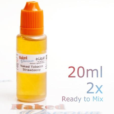 e-Liquid - 20ml - D