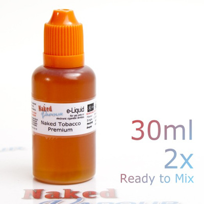 e-Liquid - 30ml - D