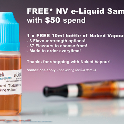 FREE 10ml  Sample - ORDERS over $50