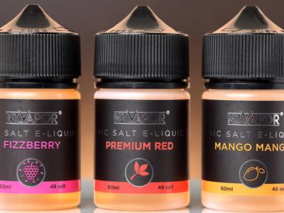 e-Liquids by NZ Vapor