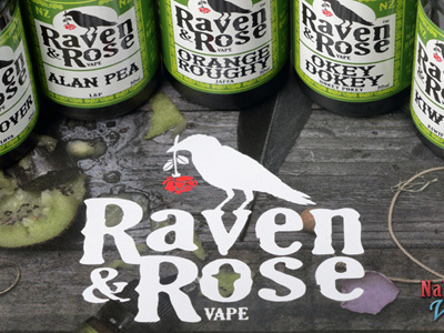 e-Liquids by Raven & Rose Vape
