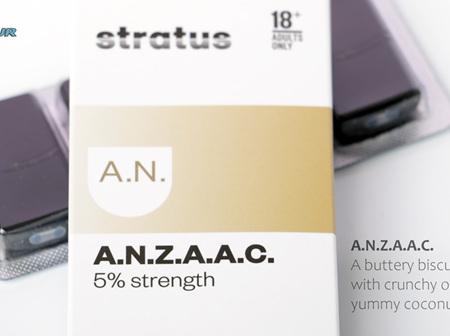 e-Liquids by Stratus