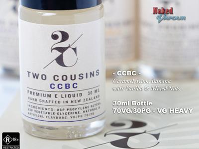 e-Liquids by Two Cousins