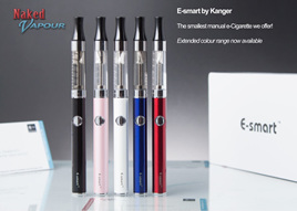 E-smart e-Cigarette - Complete Kit