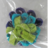eDI73638   Blue Looped Bow