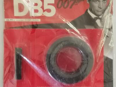 Eaglemoss 1/8 James Bond DB5 Weekly Magazine Issue 5