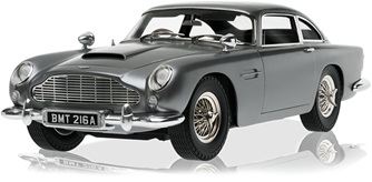 Eaglemoss 1/8 James Bond Parts