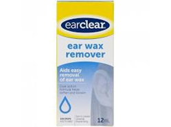 EAR CLEAR WAX REMOVAL