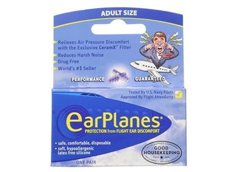 EAR PLUGS EARPLANES ADULT