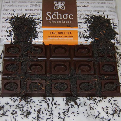 Earl Grey Tea chocolate