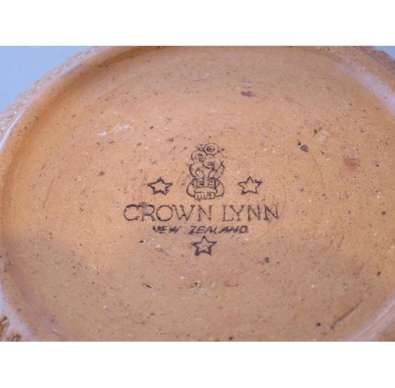 Early Crown Lynn ashtray