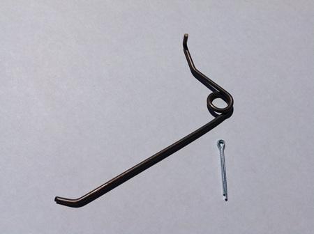 Earmarker spring - Wire type x 3