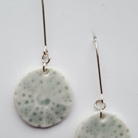 Earrings - Kina