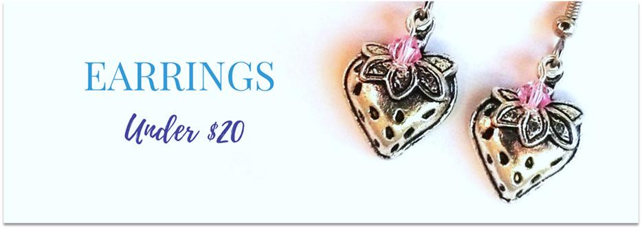 Earrings Under $20