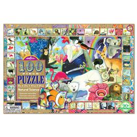 Earth Science 100 piece Puzzle