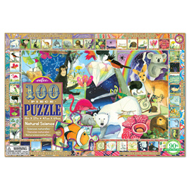 Earth Science 100 piece Puzzle