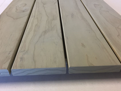 Earthen  Kiln Dried  Decking 115x21mm
