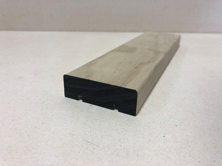 Earthen Radiata Decorative Batten for Magnum Board™ Board and Batten System