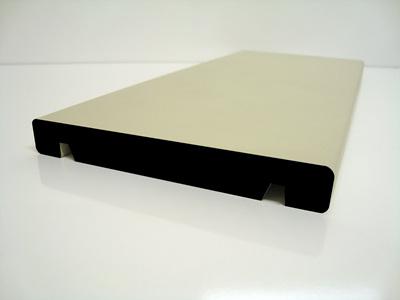 Earthen Radiata Exterior Fascia Board 135x18mm
