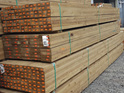 Earthen Radiata Exterior H4 Rough Sawn 200x50mm - 4.8m lengths