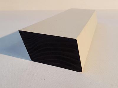 Earthen Radiata Exterior Pre-Primed Linea Sill 65 x 45mm