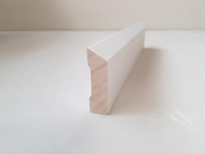 Earthen Radiata Interior Pre-Primed Single Bevel Architrave 60x18mm